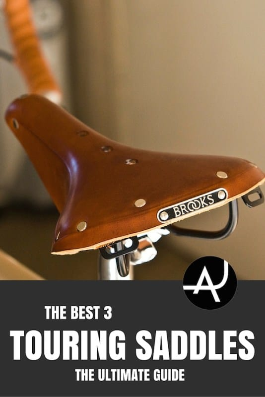 The Top 3 Best Touring Saddles – Best Bike Touring Gear Articles – Bicycle Touring Product Posts