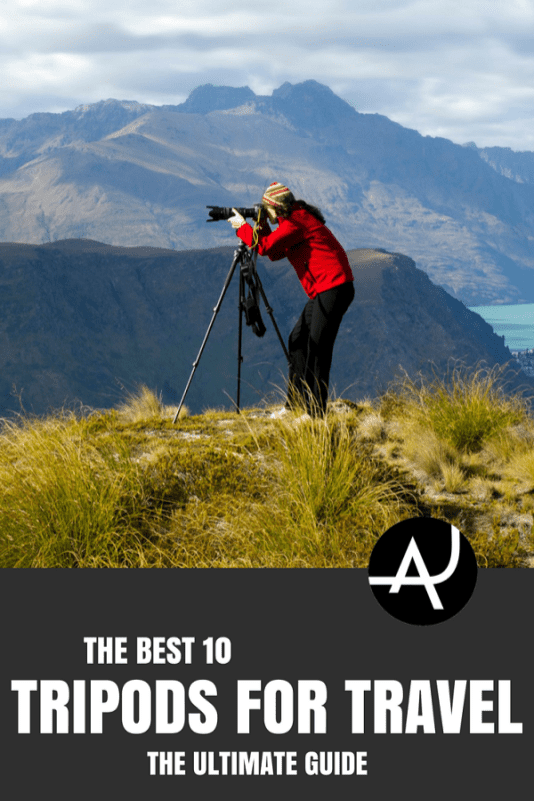 Top 10 Best Tripods For Travel – Outdoor Photography Tips and Ideas  - Photography Equipment – Hiking Photography Articles – Nature, Wildlife and Landscape Photography Posts