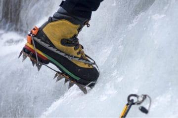 best ice climbing crampons