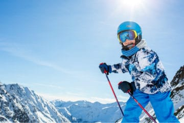 best kids ski helmets
