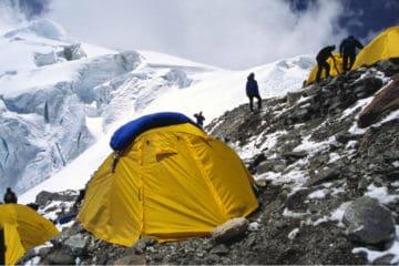 best mountaineering sleeping bag