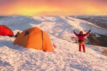 best mountaineering tent