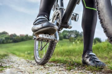 best pedals for bike touring