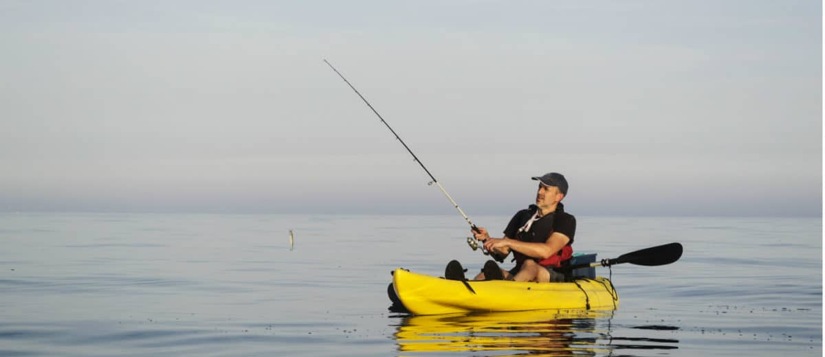 Top 5 Best Shoes for Kayak Fishing of