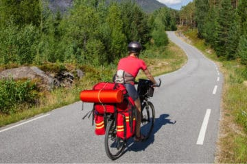 best sleeping pad for bicycle touring