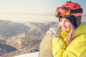 best women's snowboard helmet