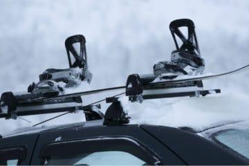 best snowboard rack