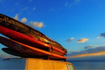 best surfboard bags
