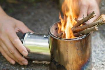best wood burning backpacking stove