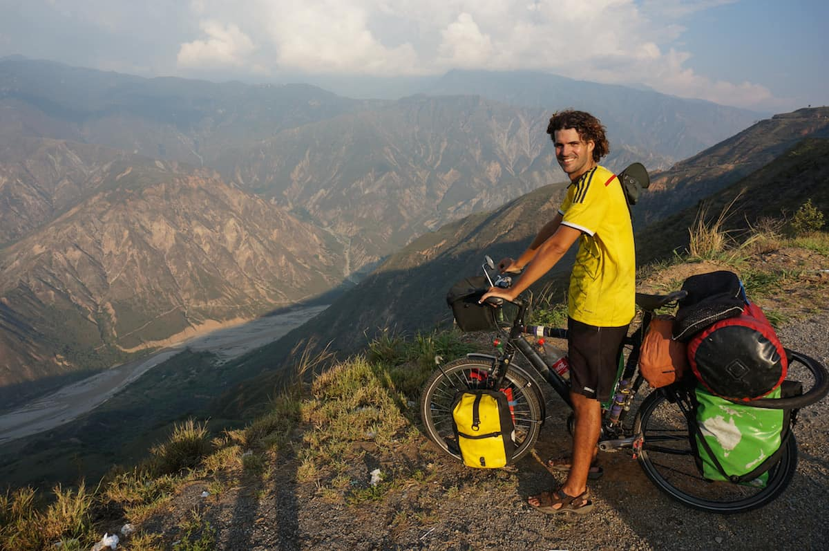 Cycling Through Colombia Photo Essay