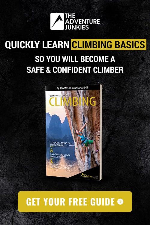 Quickstart guide to climbing
