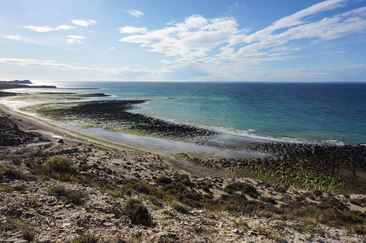coastal hiking peninsula valdes