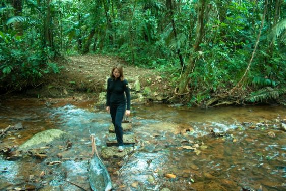 Hiking The Cockscomb Basin Wildlife Sanctuary In Belize