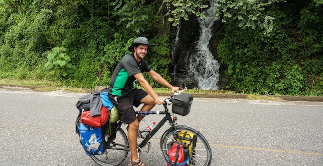 Routes for Bicycle Touring in Mexico and Central America