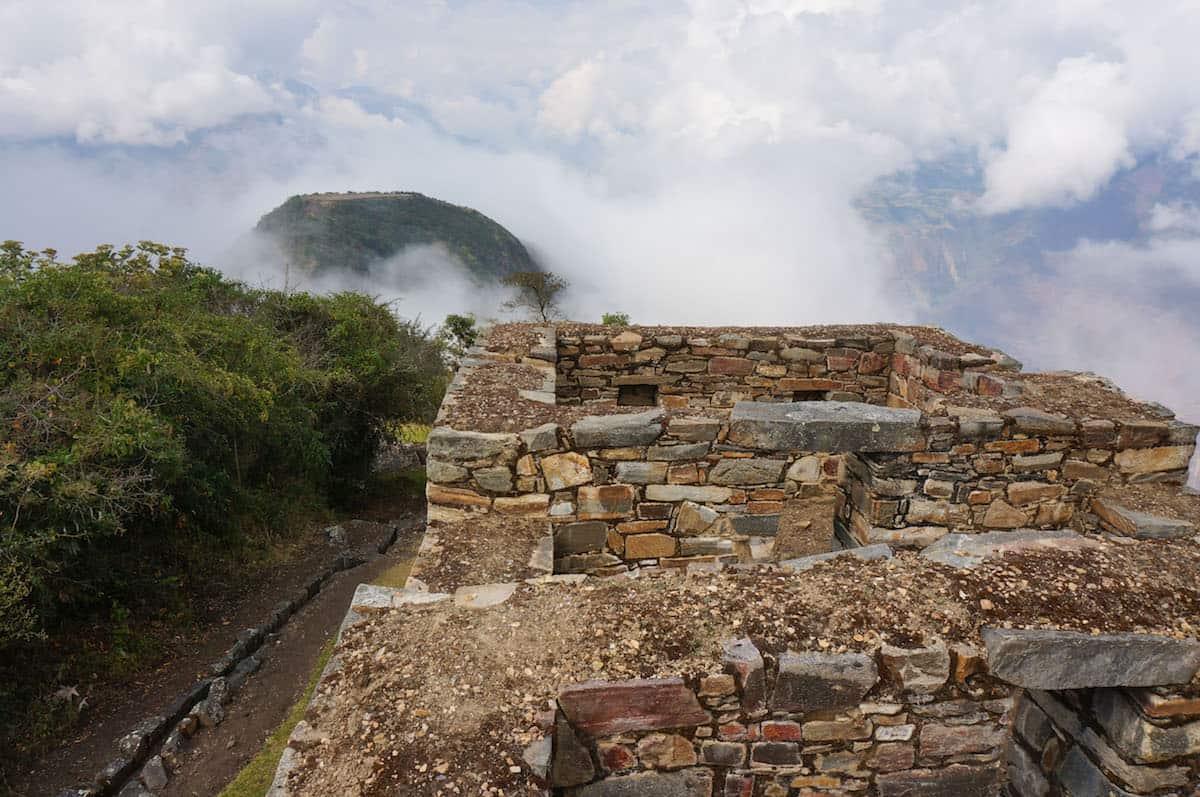 ruins of Choquequirao