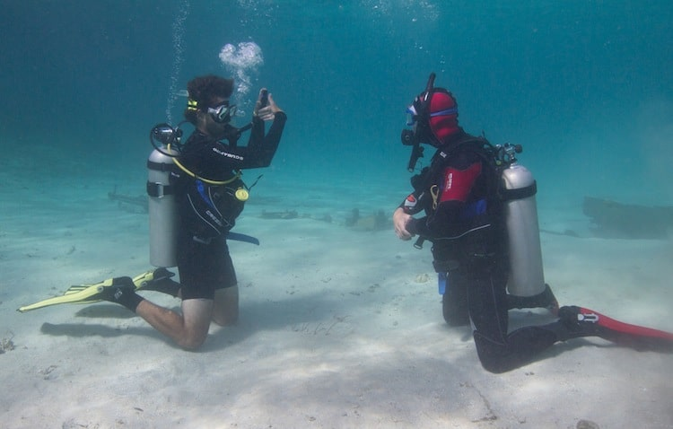 Become Scuba Diving Instructor
