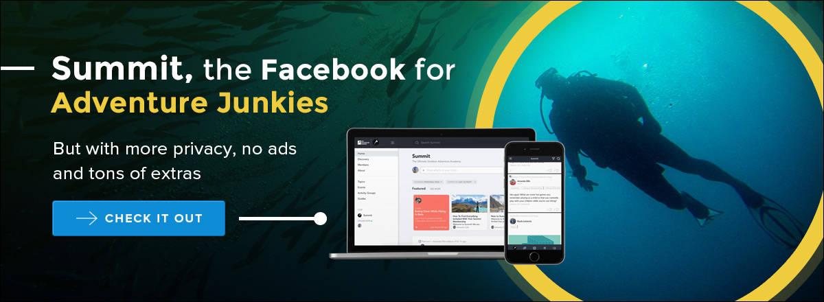 Summit, The Facebook for Adventure Junkies