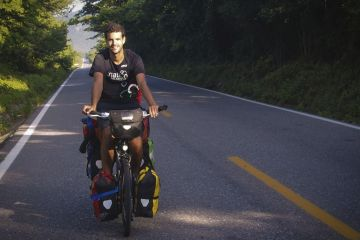 Essential things for bicycle touring