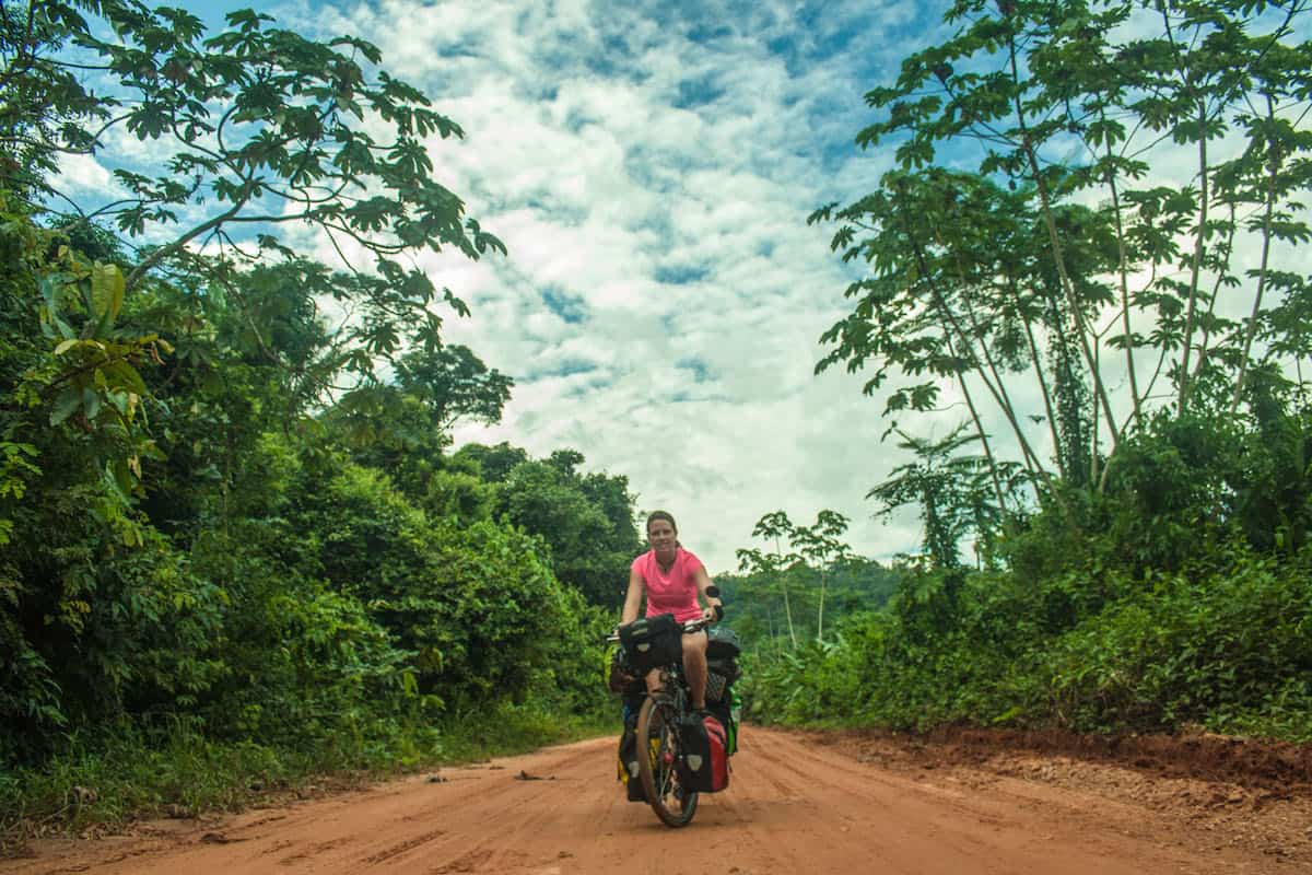 Cycling Central America in Photos