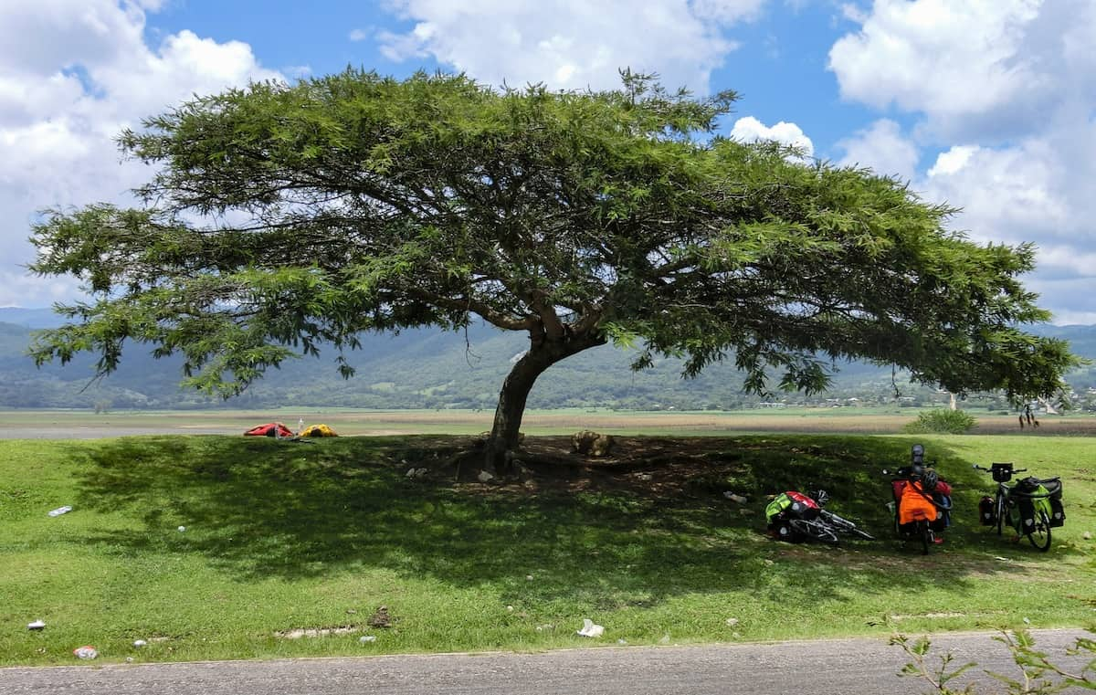 14 Free Places to Sleep While Bicycle Touring
