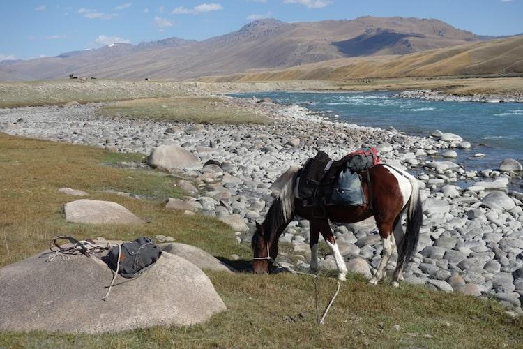 Horse Riding Kirguistan