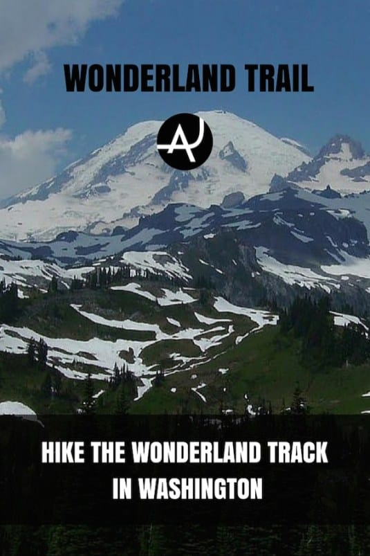 Hiking The Wonderland Trail in Washington – Best Hiking Destinations – Hiking Bucket List – Beautiful Backpacking Places To Go On Vacation
