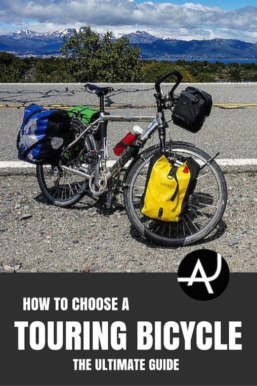 How To Choose A Touring Bike - 6 Easy Steps – Best Bike Touring Gear Articles – Bicycle Touring Product Posts