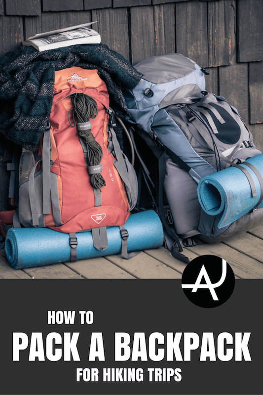 How To Pack A Backpack For Hiking – Best Hiking Backpacks – Packing Tips For Backpacking – What To Pack For Hiking – Hiking Gear For Women, Men and Kids