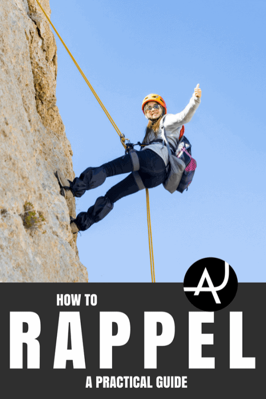 How To Rappel: A Practical Guide – Rock Climbing Tips for Beginners – Rock Climbing Workouts and Exercises to Improve Your Training – Bouldering and Climbing Articles