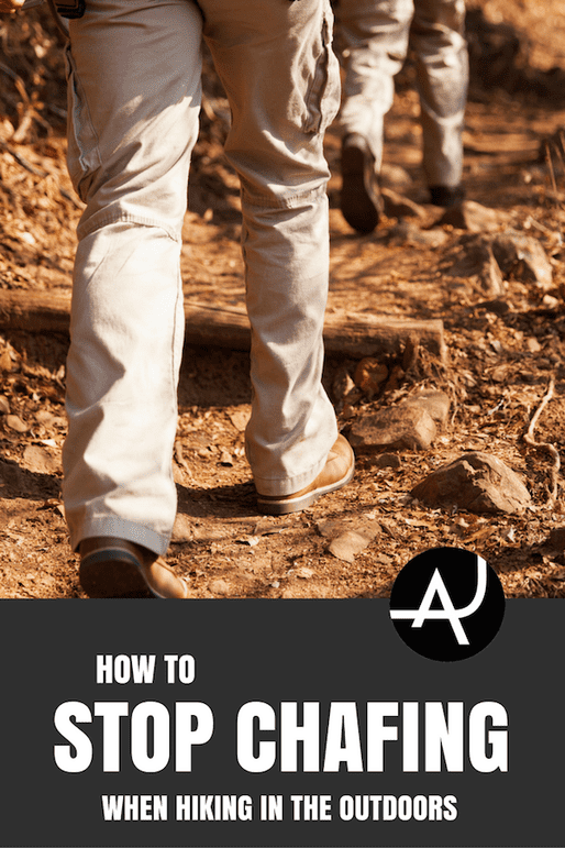 How To Stop Chafing While Hiking – Hiking Tips For Beginners – Backpacking Tips and Tricks for Women and Men