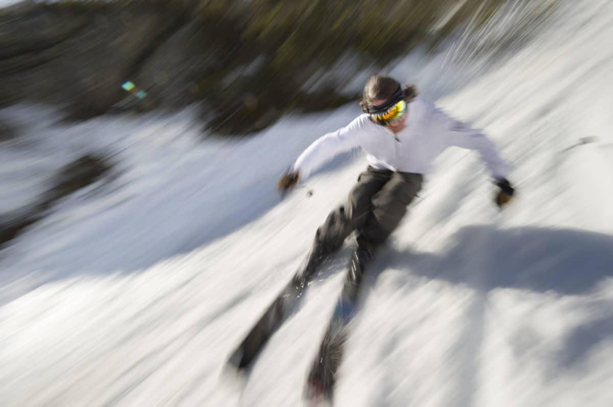 ways to parallel ski