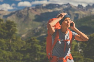 how to stay safe hiking