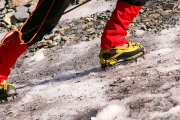 best ice climbing boots