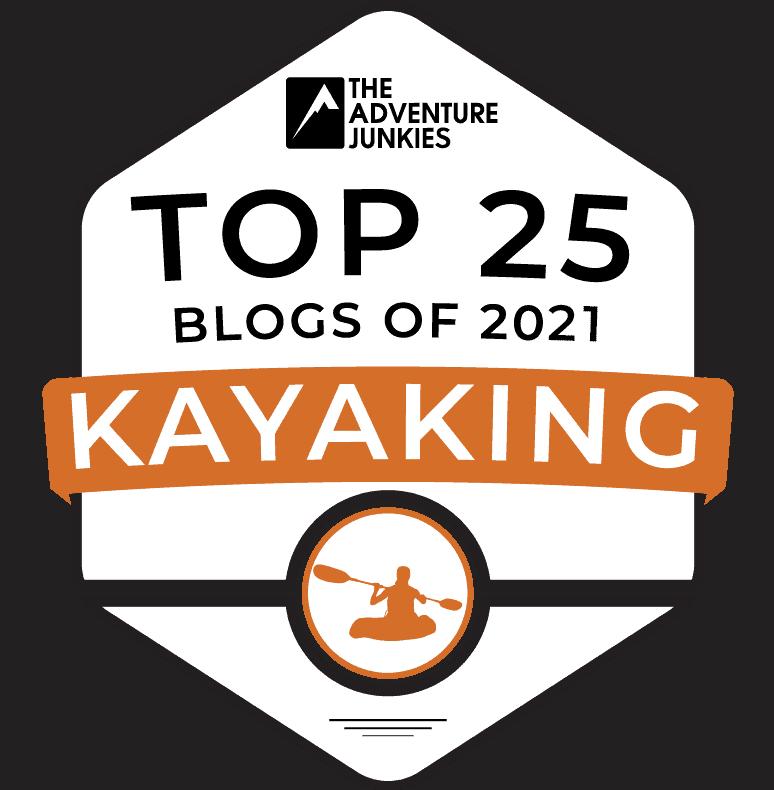 top 25 kayak blogs 2021