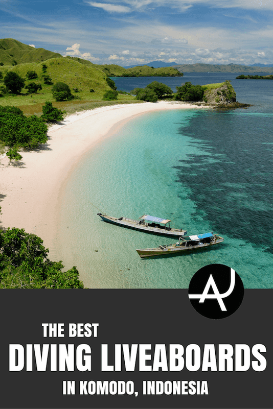 Best Komodo Diving Liveaboard Trips - Best Scuba Diving Destinations - Diving Bucket List - Adventure Vacations - Beautiful Locations and Places to Dive
