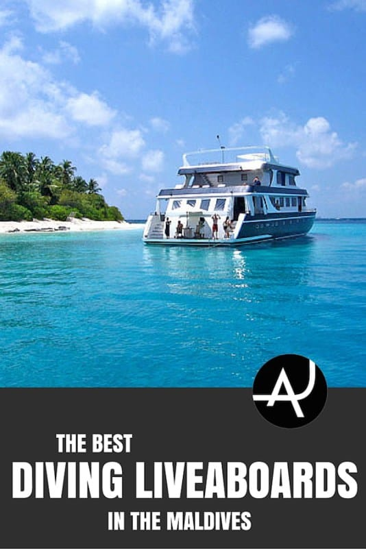 Best Maldives Diving Liveaboard Trips - Best Scuba Diving Destinations - Diving Bucket List - Adventure Vacations - Beautiful Locations and Places to Dive