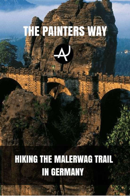 Hiking The Malerweg Trail in Germany – Best Hiking Destinations – Hiking Bucket List – Beautiful Backpacking Places To Go On Vacation