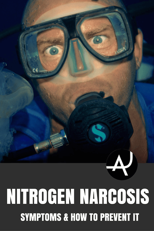 Nitrogen Narcosis: Symptoms & How to Prevent it – Scuba Diving Tips for Beginners – Scuba Diving Articles for Learning and Training