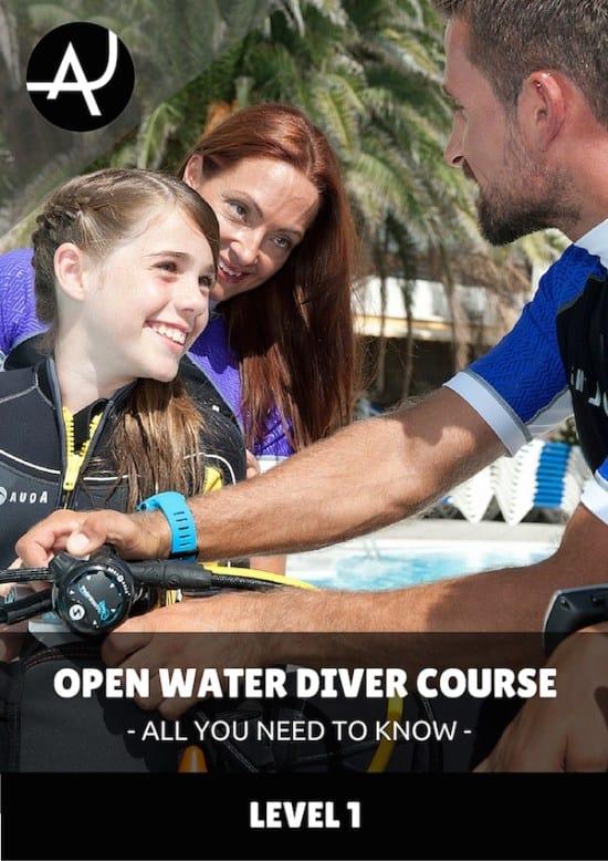 Open Water Diver Course - Scuba Diving Certification - Scuba Diving Tips For Beginners