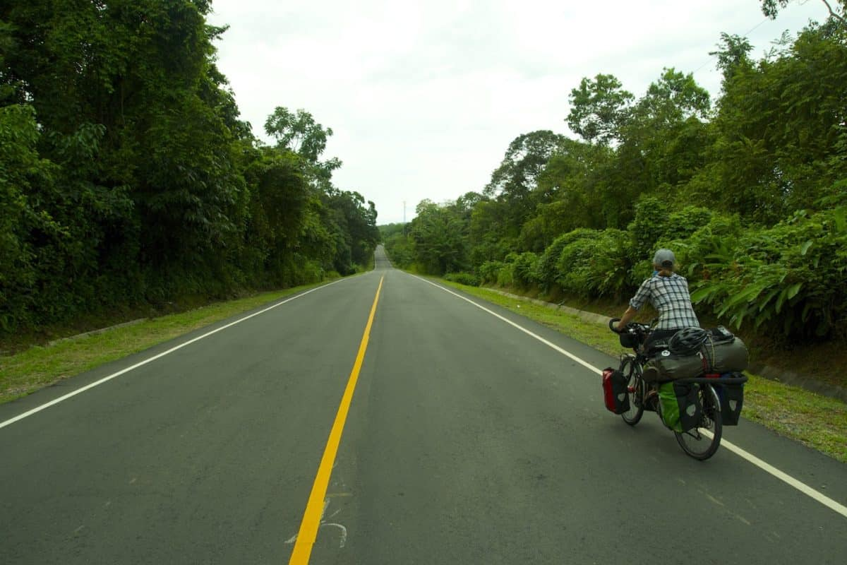 Travel Budget of Bicycle Touring in Panama