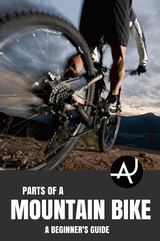 Parts Of A Mountain Bike – Mountain Bike Tips for Beginners – Articles About MTB Training for Men and Women -  Best Mountain Bike Gear Articles – MTB Equipment and Accessories