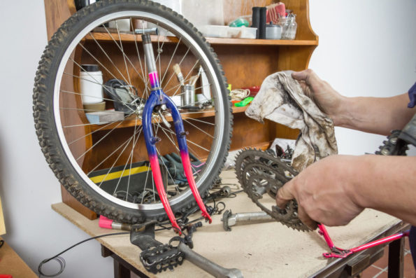 Parts Of A Mountain Bike The Adventure Junkies