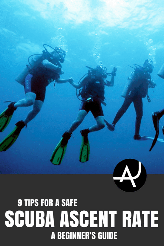 Scuba Ascent Rate: Tips and Recommendations – Scuba Diving Tips for Beginners – Scuba Diving Articles for Learning and Training