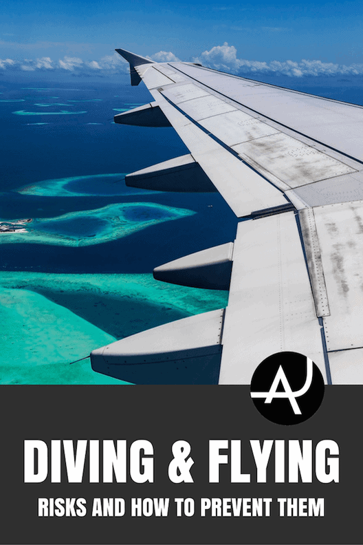 Scuba Diving and Flying: Risks to Realize Before Hitting the Runway – Scuba Diving Tips for Beginners – Scuba Diving Articles for Learning and Training