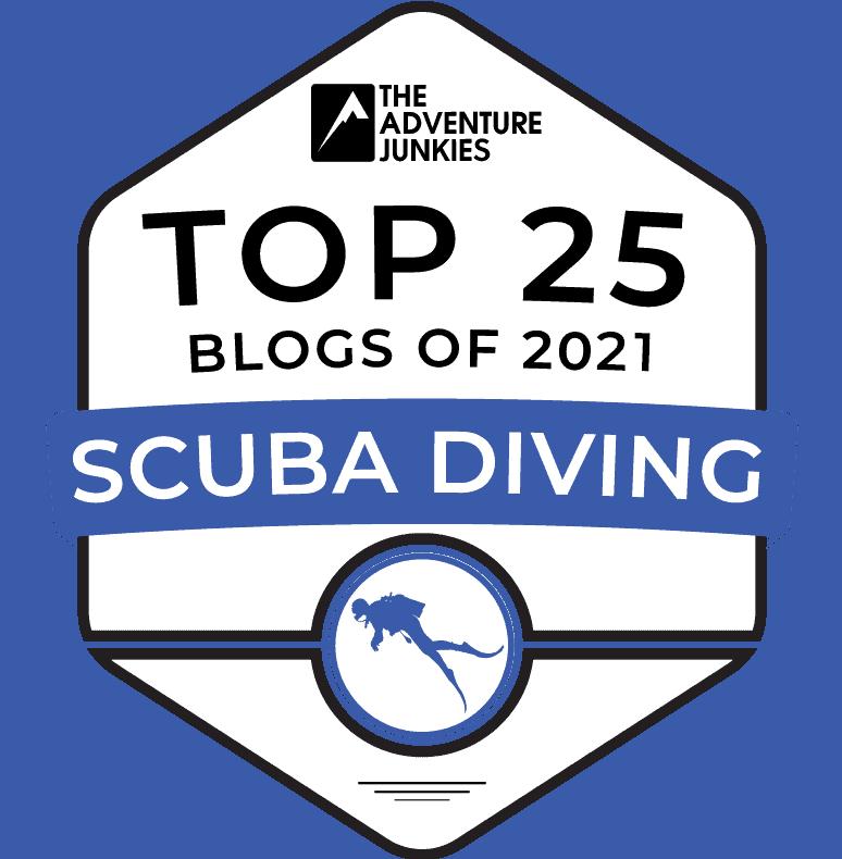 top 25 scuba blogs 2021