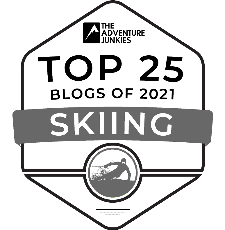 top 25 skiing blogs 2021