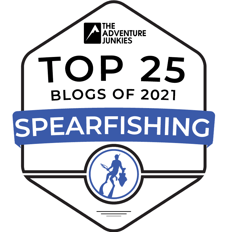 top 25 spearfishing blogs 2021