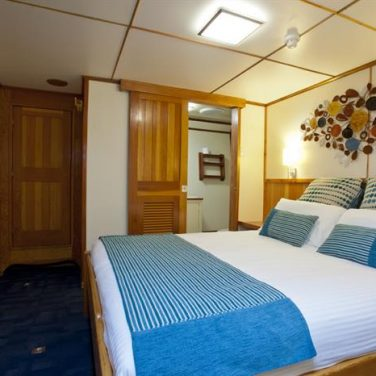 Best Deck And Room For Seasickness