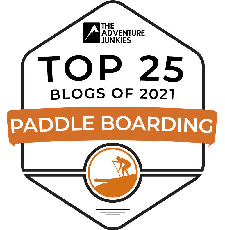 top 25 sup blogs 2021