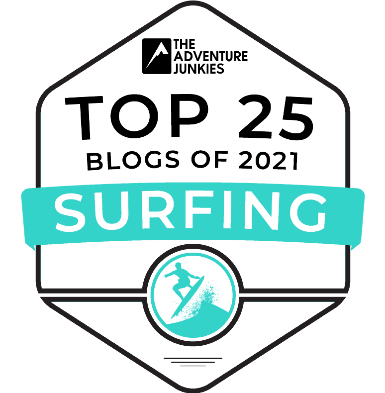 top 25 surfing blogs 2021